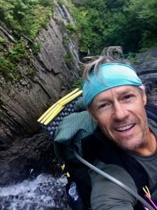 Appalachian Pony Little Wilson Falls
