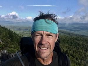 Appalachian Trail Chairback Mountain