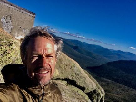 appalachian trail mount garfield