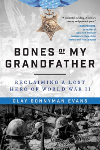 bones of my grandfather clay bonnyman evans