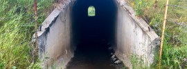 centennial trail tunnel clay bonnyman evans