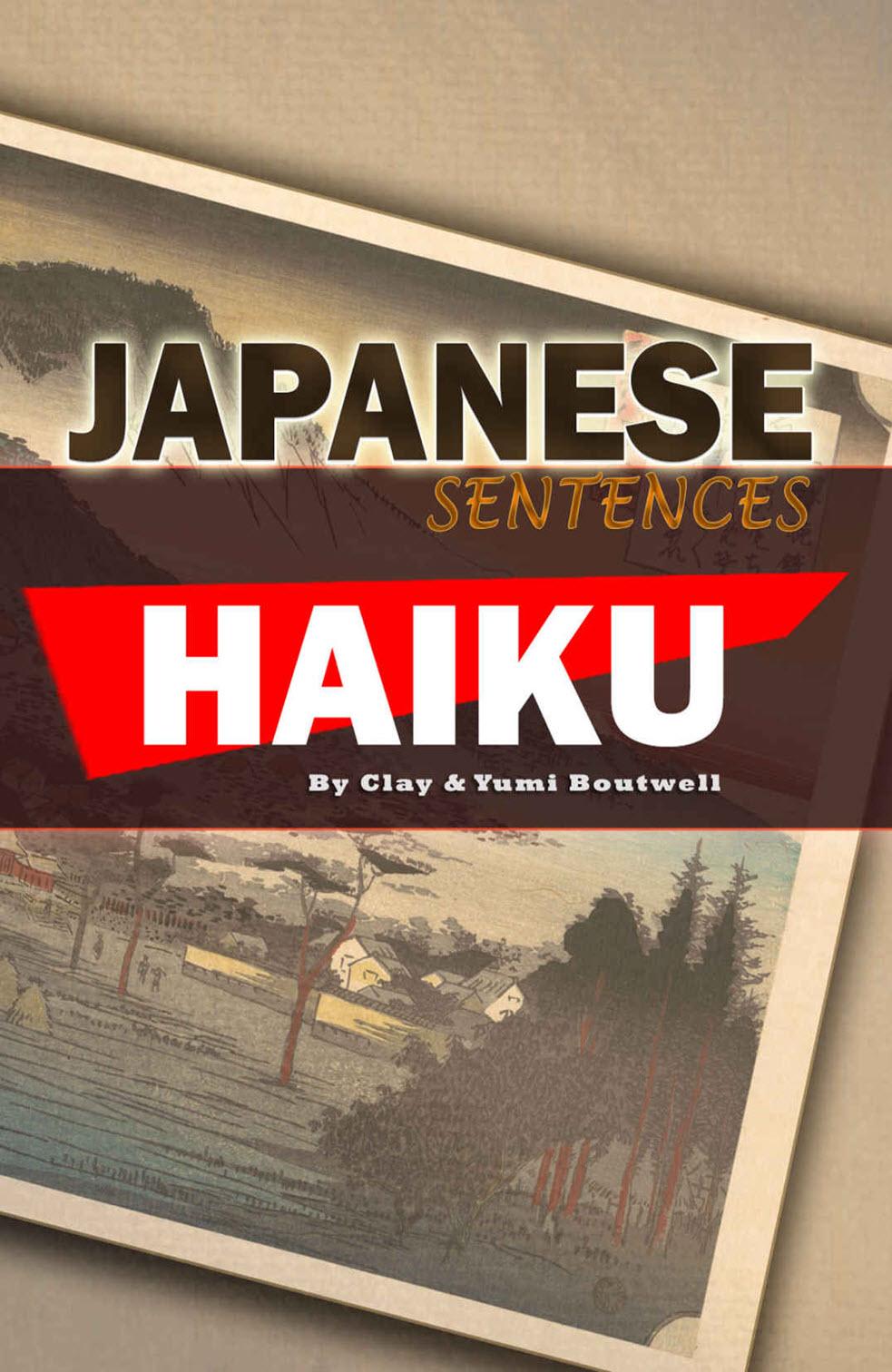 Japanese Sentences: Haiku