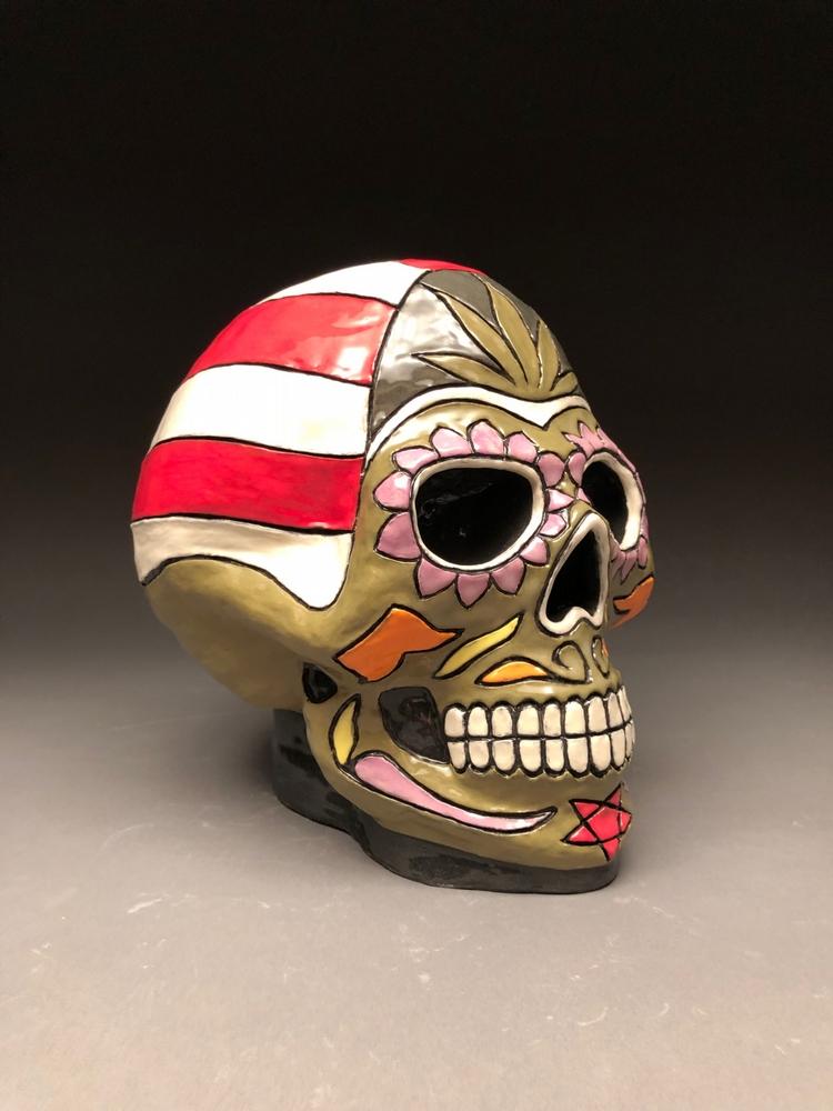 Tre Yost - Face Jug Project