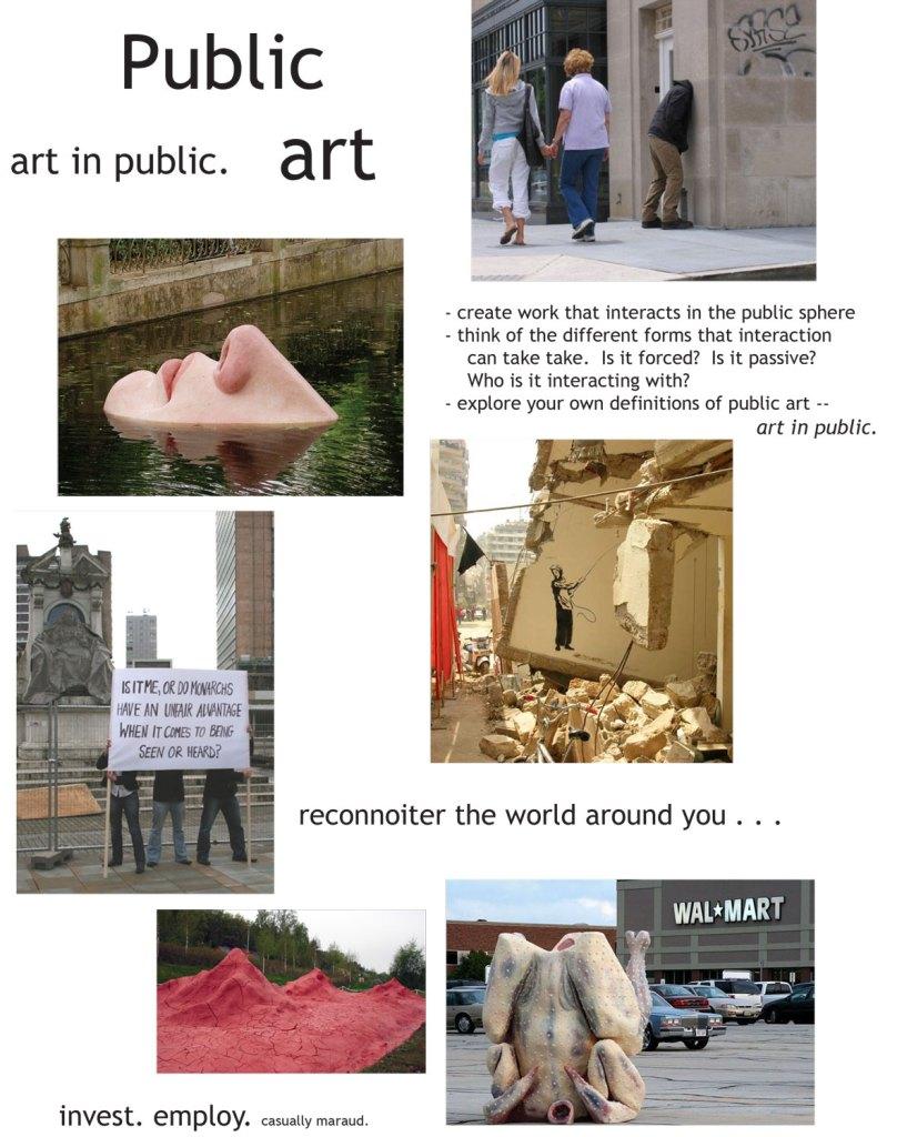 Public Art Project