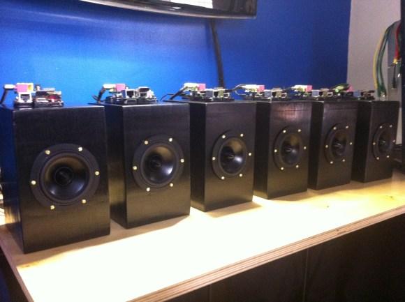 Raspberry Pi Speakers