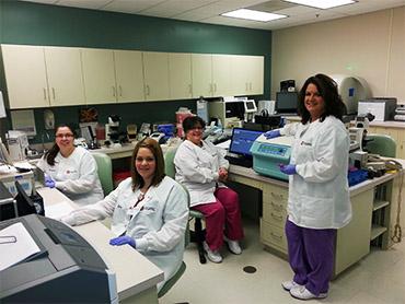 Clay County Hospital   Laboratory