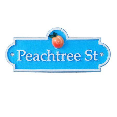 Peachtree St.