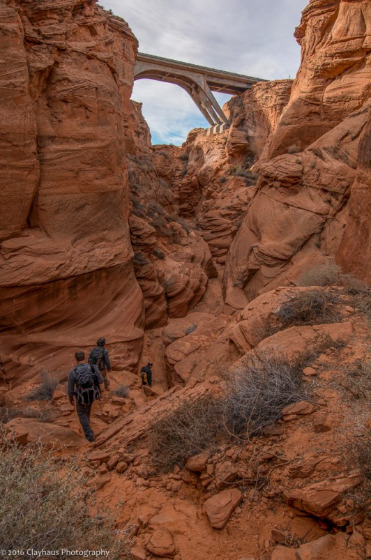 Arizona, Navajo Nation | Water Holes Canyon