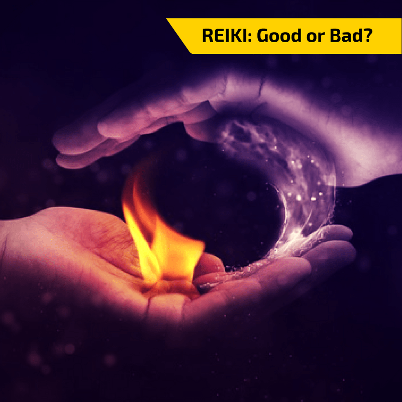 Reiki: Good or bad?
