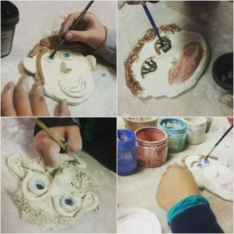 Childrens ceramic classes Ballarat Victoria Australia