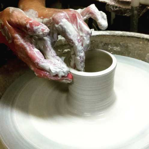 pottery drop in day ClayMotion Ballarat Victoria
