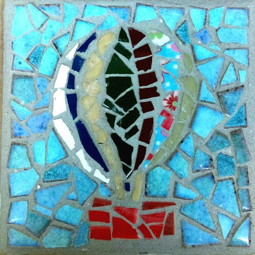 School Holiday Mosaic Workshop