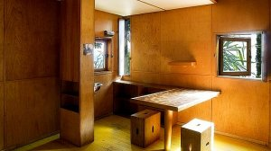 Le cabanon de le Corbusier