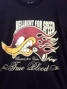 CLAY SMITH!!! Les T-shirts sont épais, et ça c'est chouette!