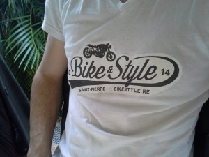 bike style t shirt