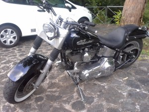 Vidal's bike