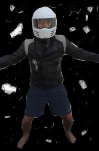 Je suis allé dans l'espace: j'ai pas vu Clooney!