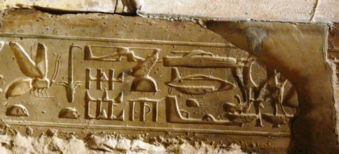 Abydos Hieroglif