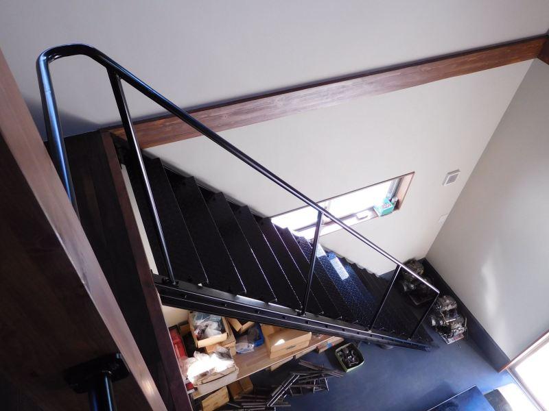 koichi stairs