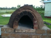 The Finished Oven