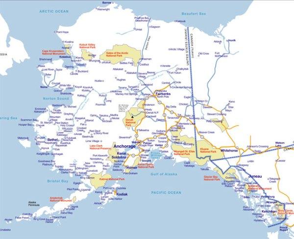 Maps The Claypool Family