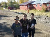 my tour guides through Akiak
