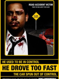 Safe Driving Ad 2