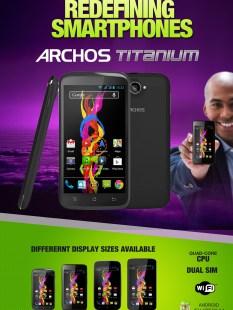 Archos Promo