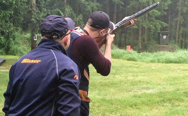 Steve and Sam clay shooting