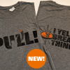 Bella Muscle Tank Top For Clay Shooting - PULL! - I Love To Yell & Break Things!
