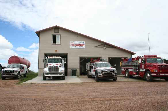 Clay Springs station 620