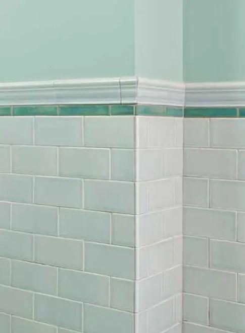 trim tile handmade ceramic tile by
