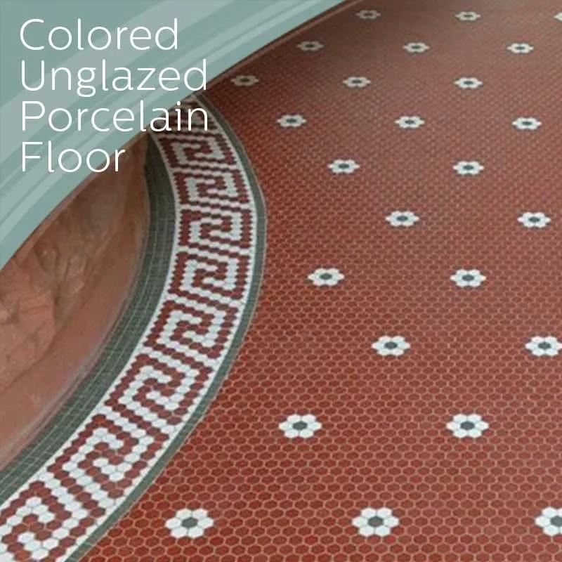 vintage historic tile gallery mid