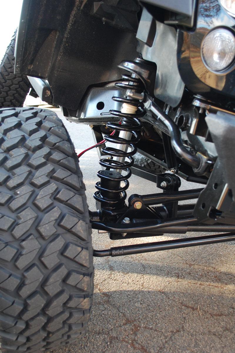 Jeep Jk Tie Rod Upgrade : upgrade, Wrangler, Bracket, 2007-2018,, Clayton, Offroad