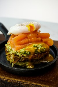 Breakfast Rosti Stack