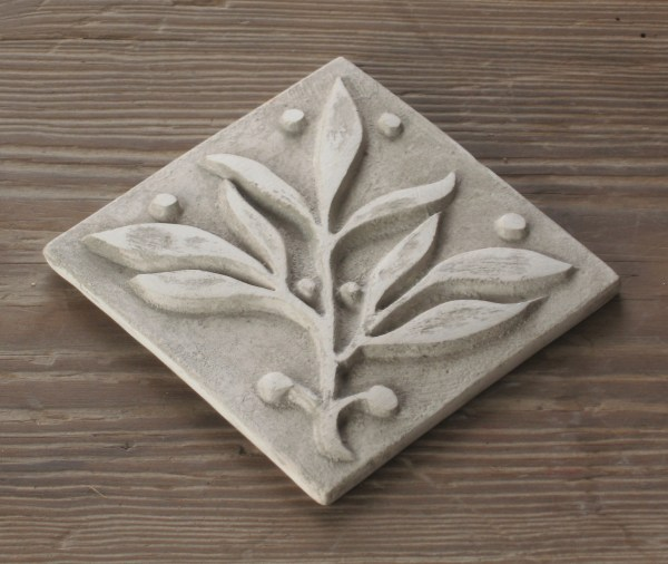 Make Mould Slipcasting Of Relief Tiles. Clayworker'