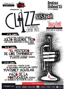 cartel clazz lisboa 2015