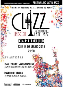 cartel clazz lisboa 2018