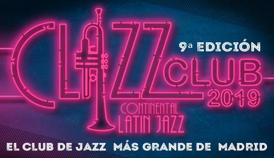 cartel clazz club 2019 madrid