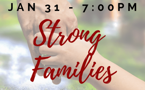 Networking Event: Strong Families