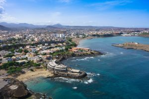 CLBrief: Aerial view of Praia