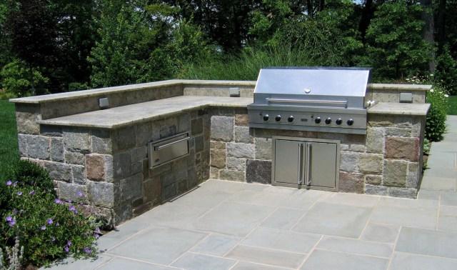 outdoor kitchens - clc landscape design