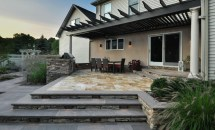 Randolph Nj Landscape Design - Luxurious Backyard