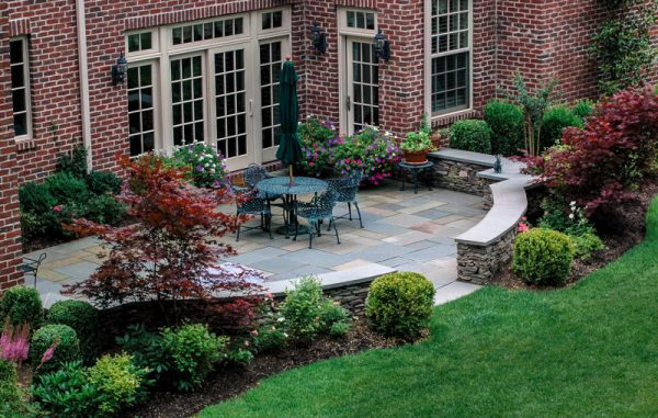 short hills nj - landscape design