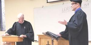 Luther Debate