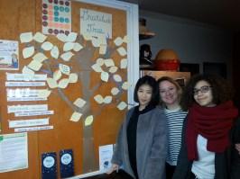 gratitude tree students
