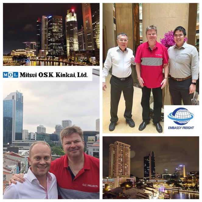 CLC Projects Chairman Meetings in Singapore - Part 2 - CLC