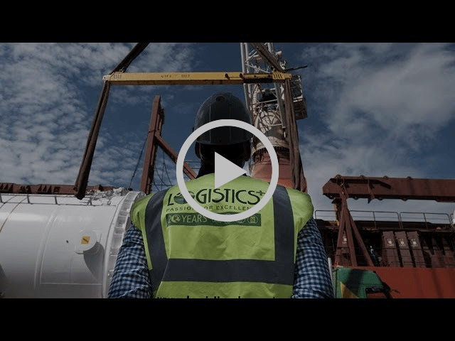 Logistics Plus release a short video on their project cargo