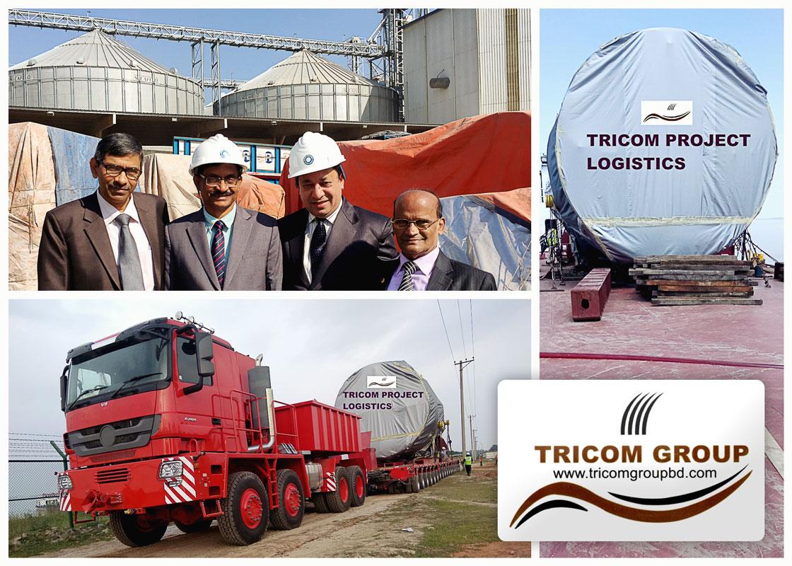 New member representing Bangladesh: Tricom Freight