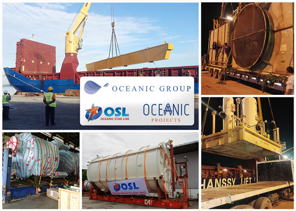 New member representing Malaysia: Oceanic Projects SDN BHD